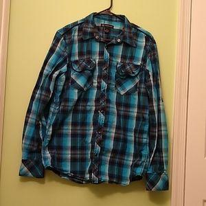 INC International Concepts Shirts - INC men's button up shirt